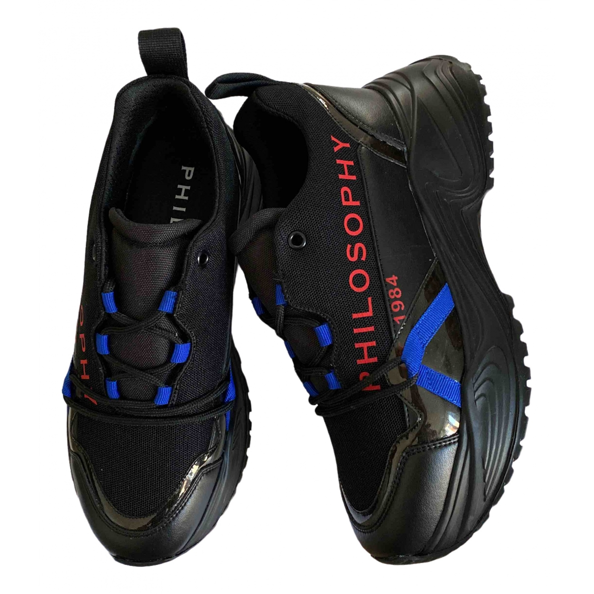 Philosophy Di Lorenzo Serafini \N Sneakers in  Schwarz Polyester
