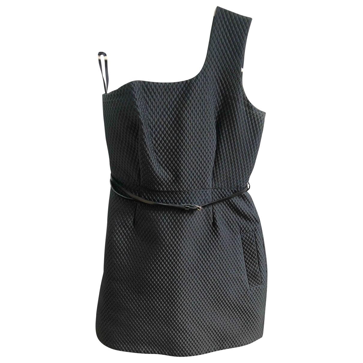 Victoria, Victoria Beckham \N Kleid in  Schwarz Polyester