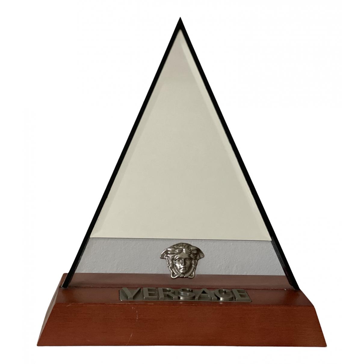 Versace - Objets & Deco   pour lifestyle en bois - marron