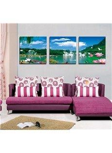 Hot Selling Fantastic Scenery Film Art Framed Wall Decor Prints