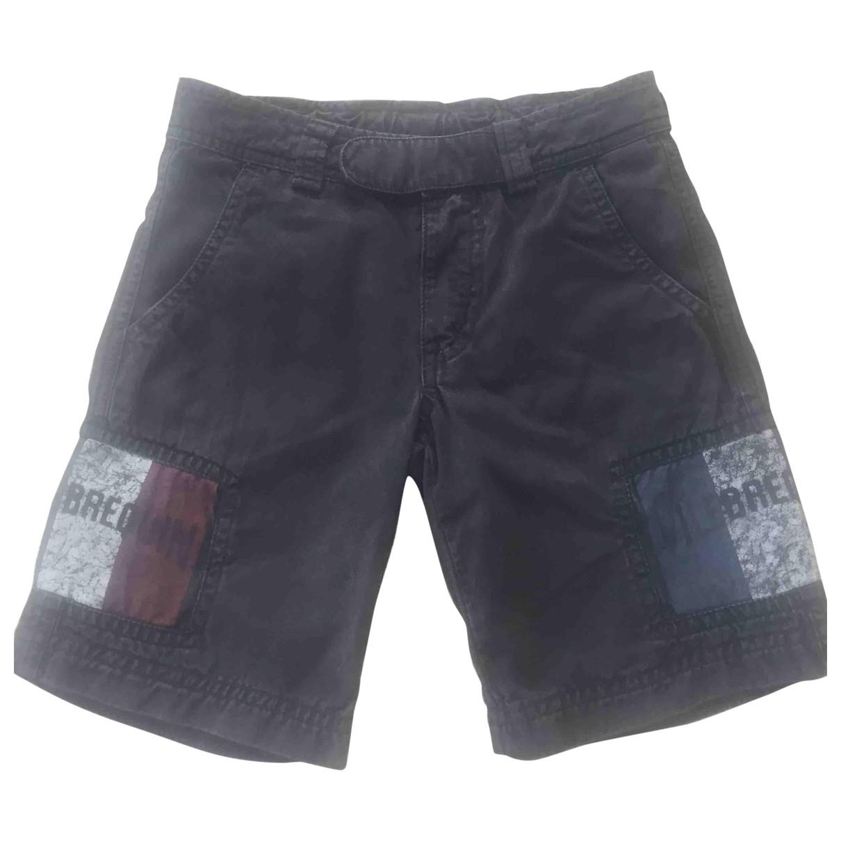 Vilebrequin \N Shorts in  Schwarz Baumwolle