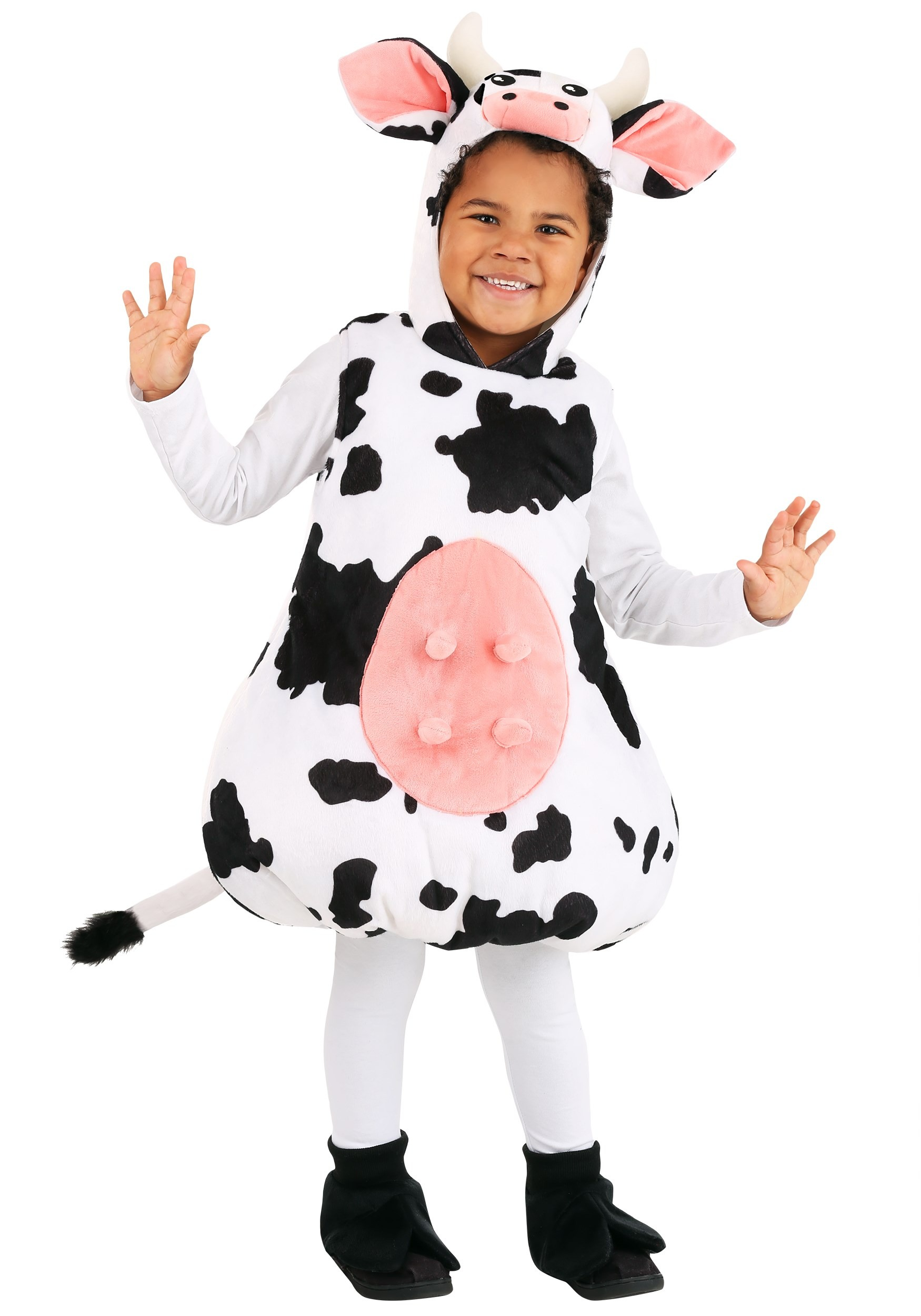 Bubble Cow Toddler Costume