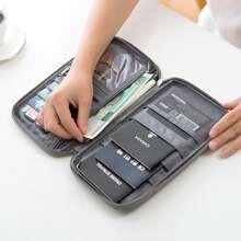 Plain Travel Storage Bag