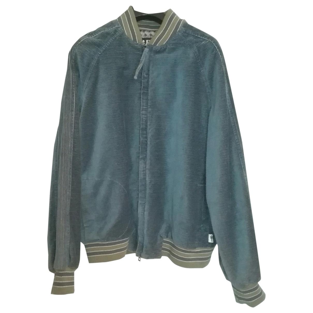 Jean Paul Gaultier - Veste   pour femme en coton - bleu