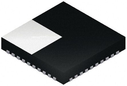 Analog Devices Hittite HMC822LP6CE, Frequency Synthesizer, 40-Pin QFN