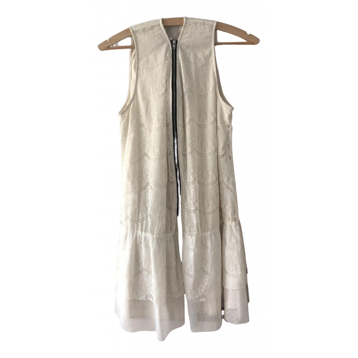 Mini vestido de Encaje Les Petites