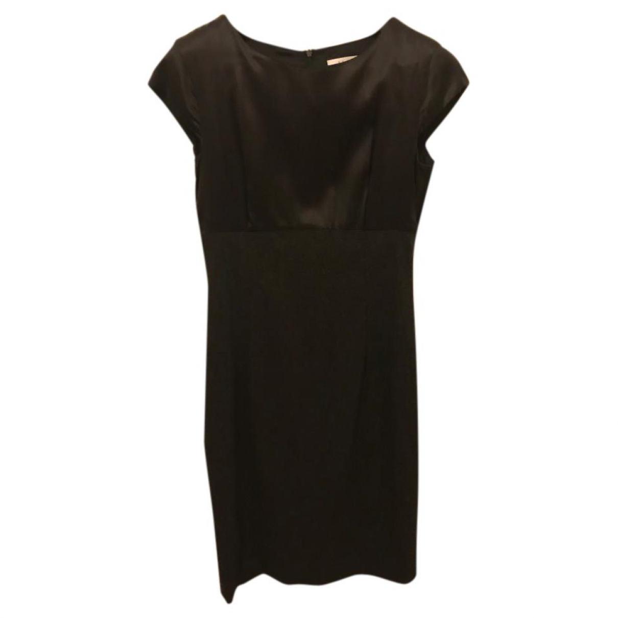 Max Mara \N Anthracite Wool dress for Women 38 IT