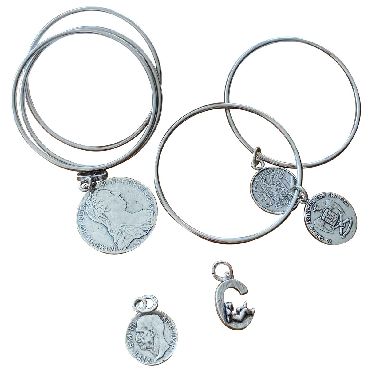 Giovanni Raspini - Bracelet   pour femme en acier - anthracite
