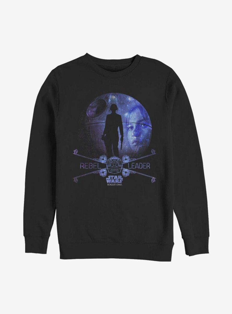 Star Wars Jyn Star Sweatshirt