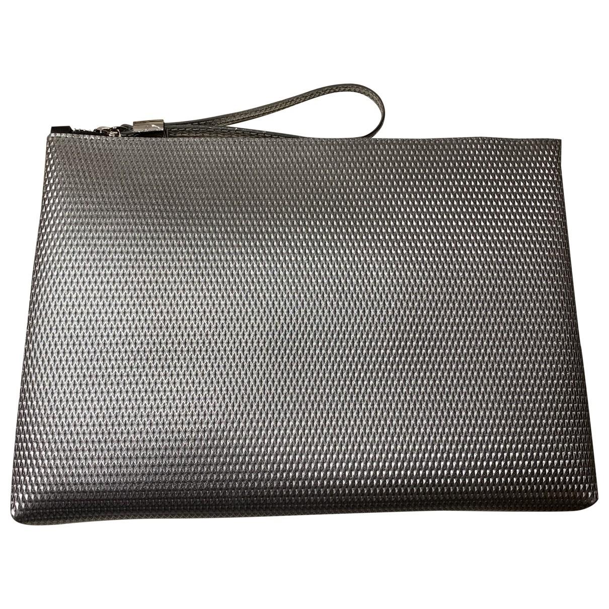 Gianni Chiarini \N Handtasche in  Silber Synthetik