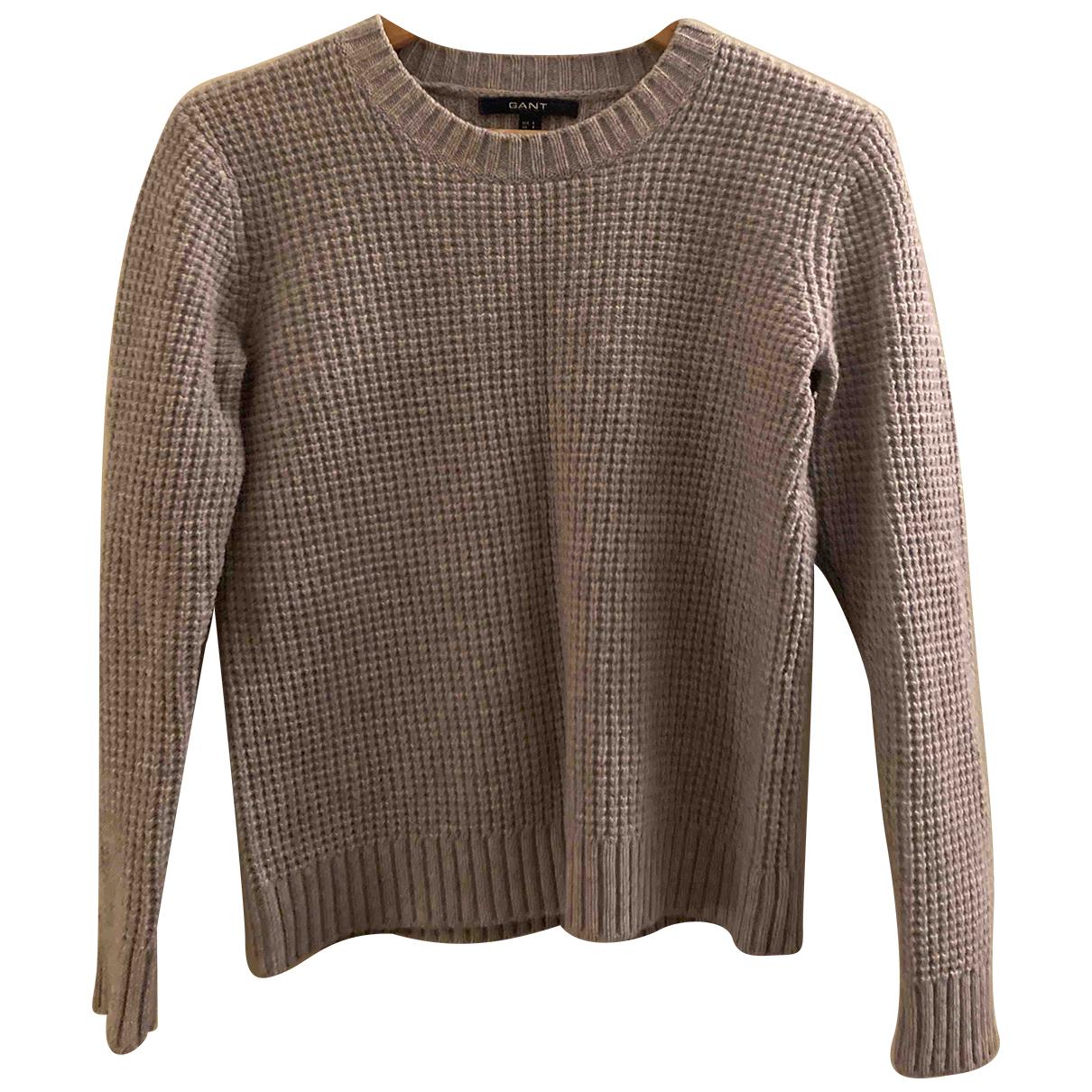 Gant N Grey Wool Knitwear for Women S International
