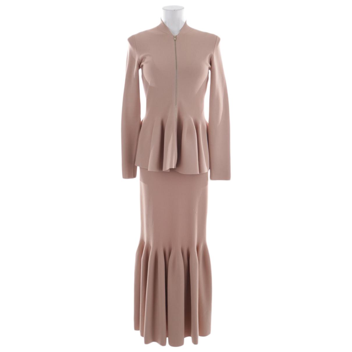 Stella Mccartney - Combinaison   pour femme en cuir - rose