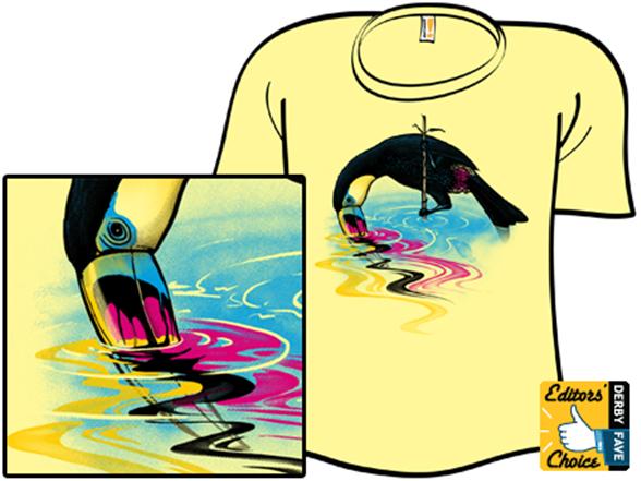 Toucan Sheds His Tint T Shirt
