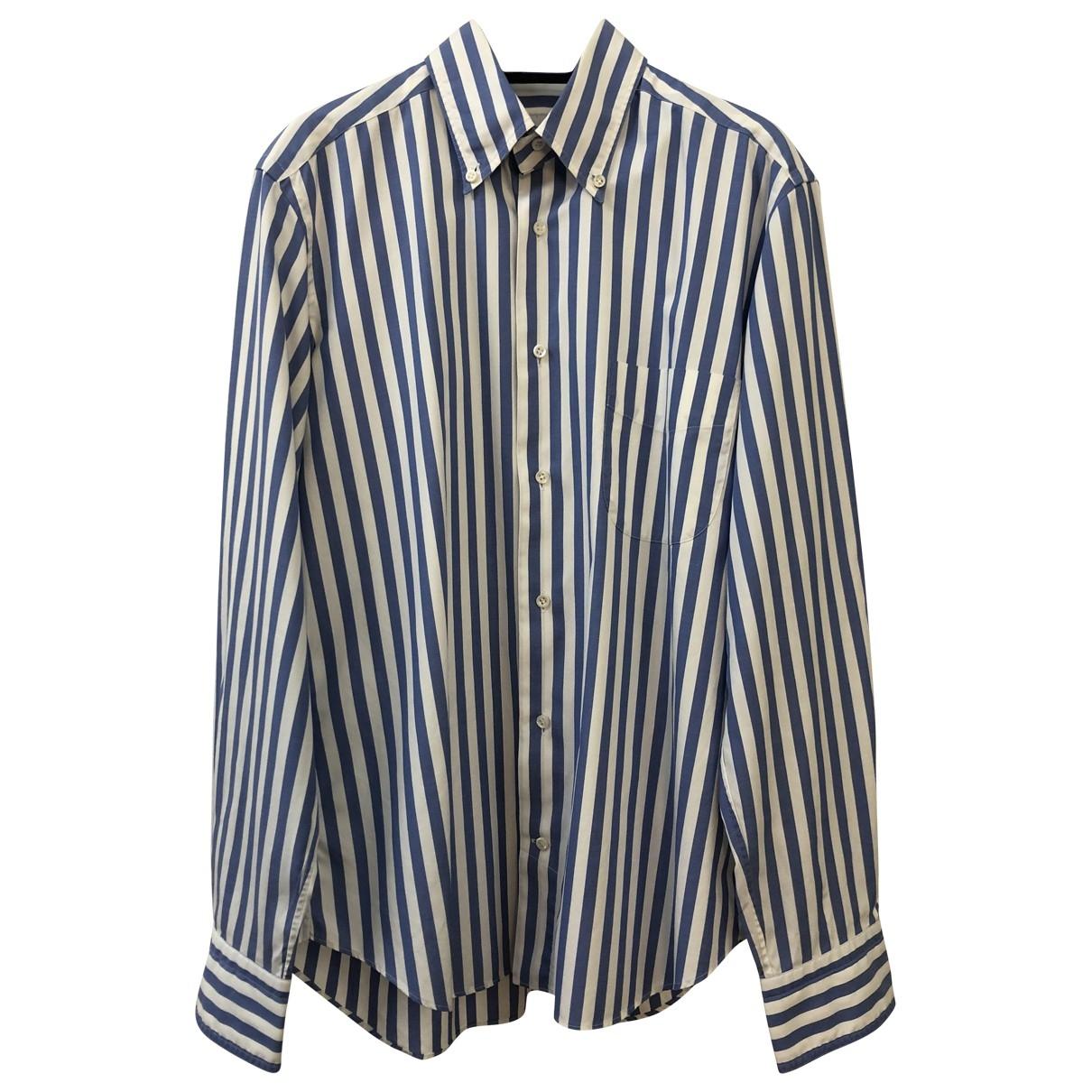 Blumarine \N Hemden in  Blau Baumwolle