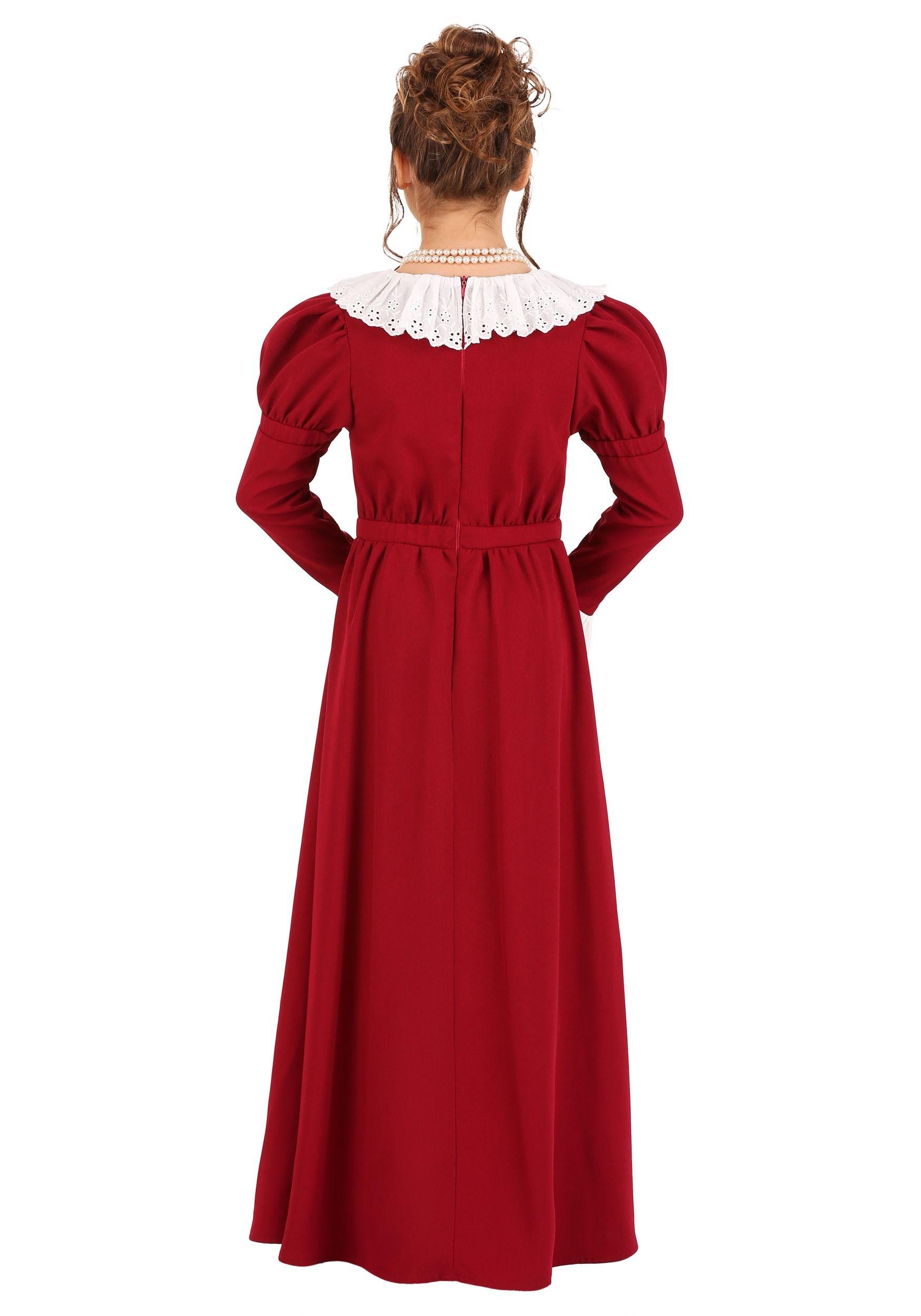 Abigail Adams Kid's Costume