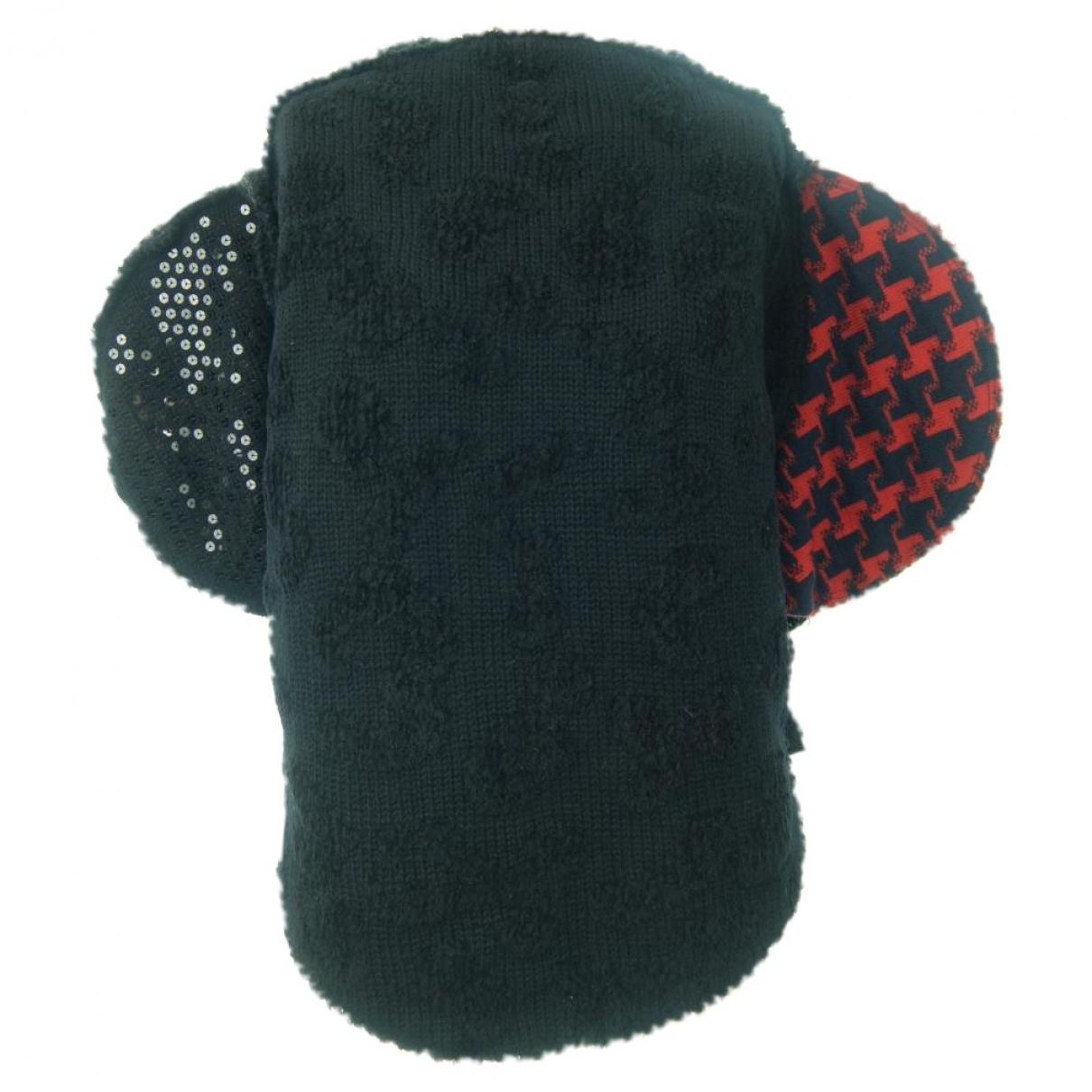 Junya Watanabe - Top   pour femme en laine - noir