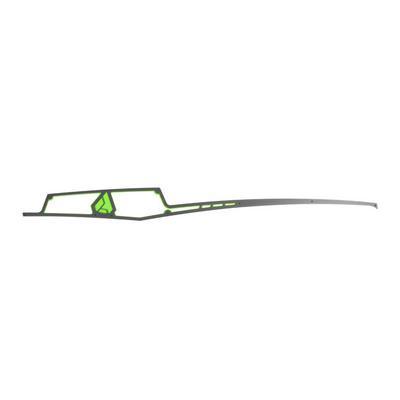 Assault Industries Striker Dash Bezel Kit - 501005BA0104