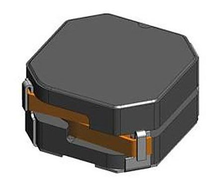 Toko , DEM10050C, 10050 Shielded Wire-wound SMD Inductor with a Ferrite Core, 33 μH Wire-Wound 4.7A Idc (10)