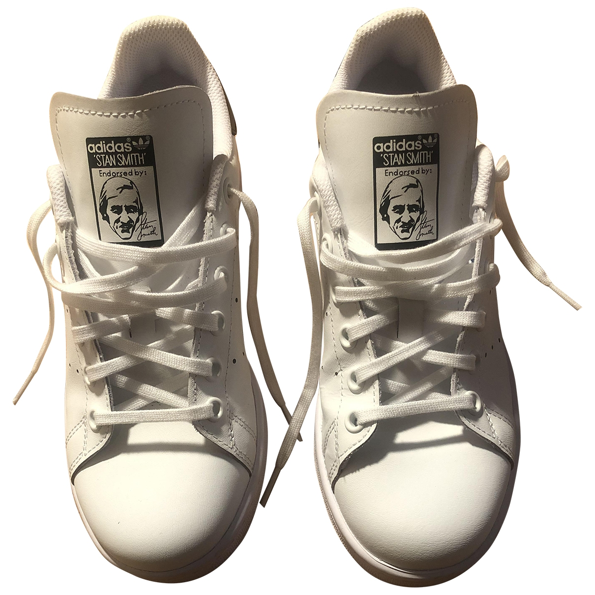 Adidas - Baskets Stan Smith pour enfant - blanc