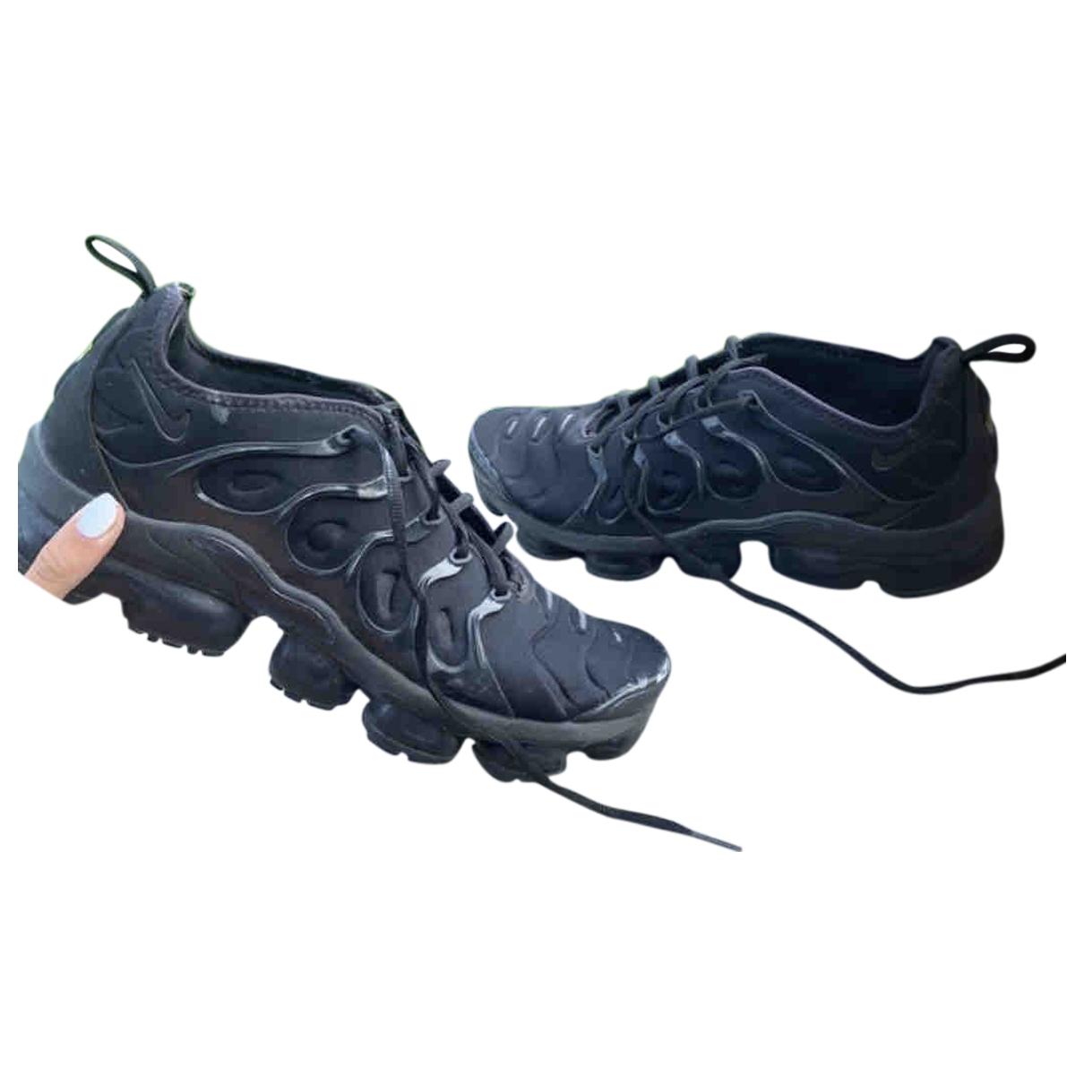 Nike - Baskets Air VaporMax pour homme - noir