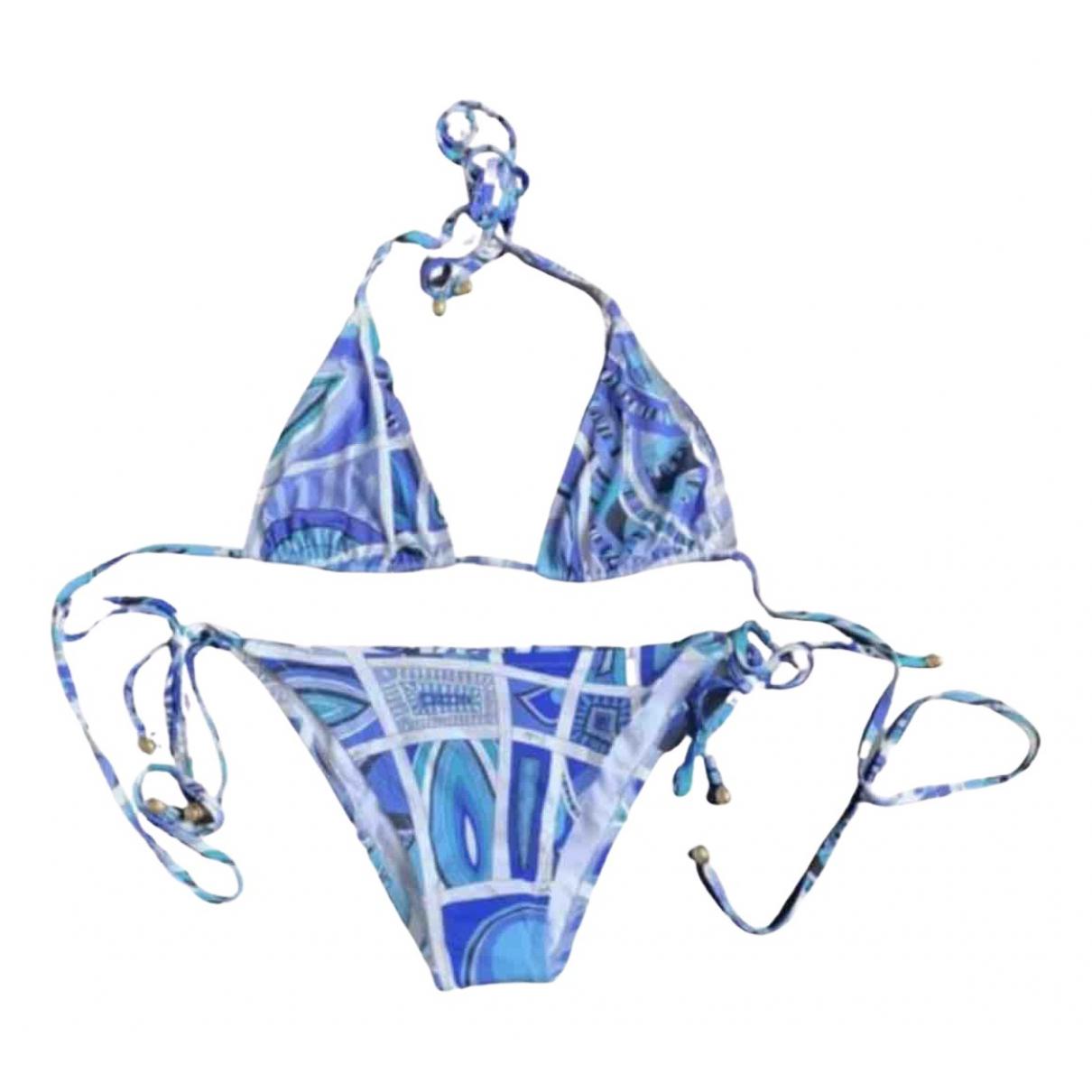 Emilio Pucci - Bain   pour femme - bleu