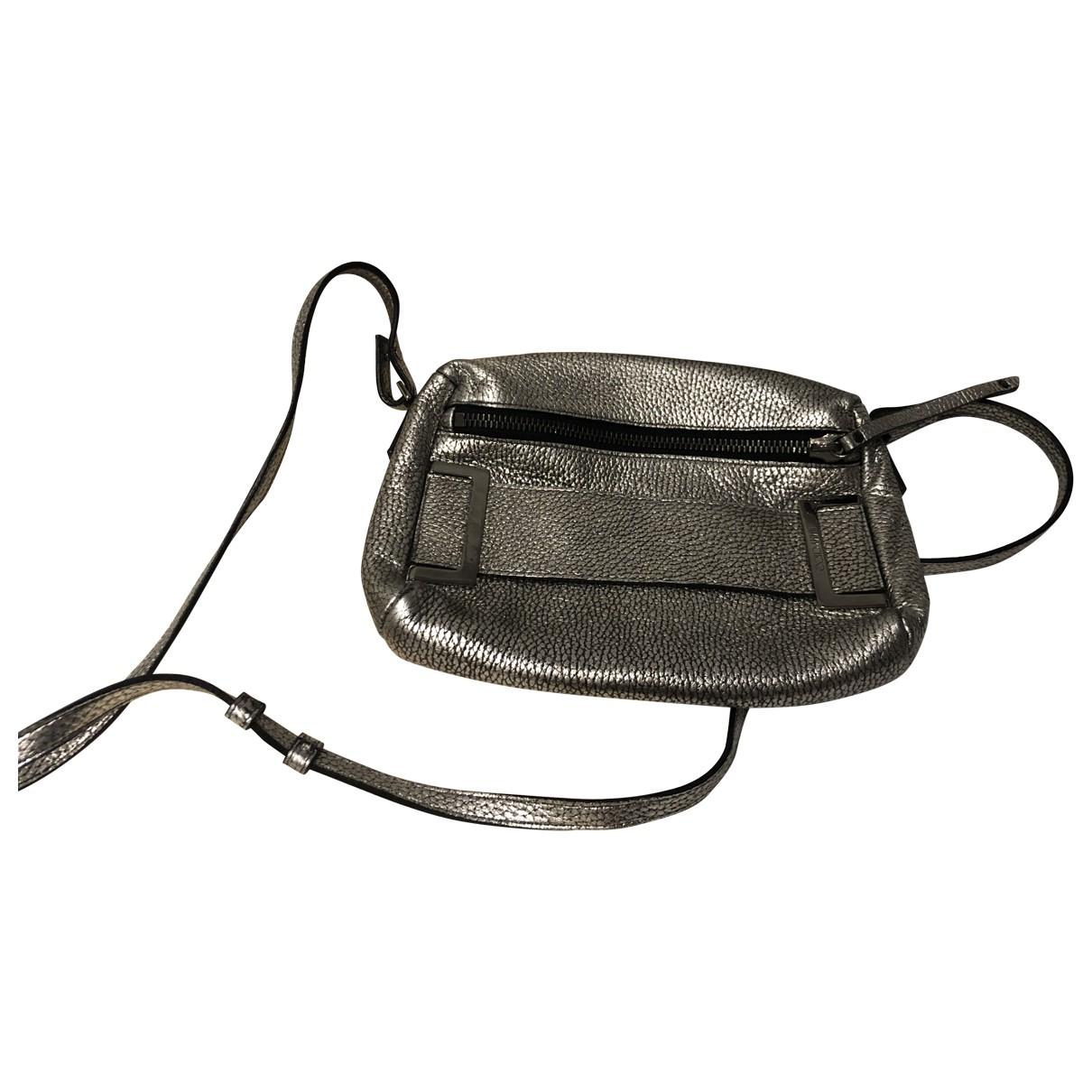 Jimmy Choo \N Silver Leather handbag for Women \N