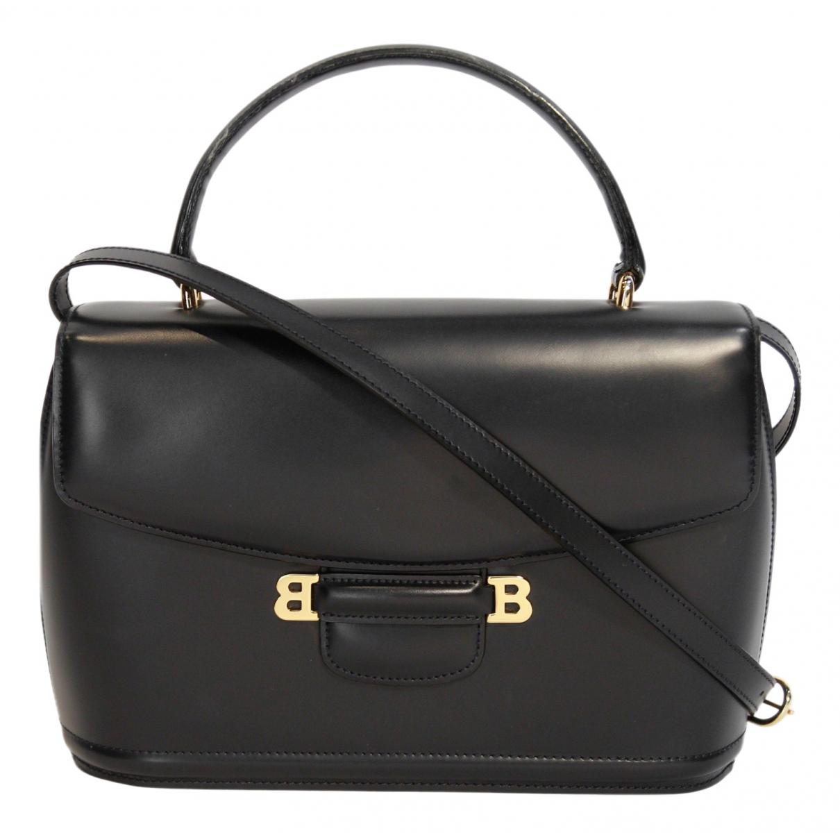 Bally N Blue Leather handbag for Women N