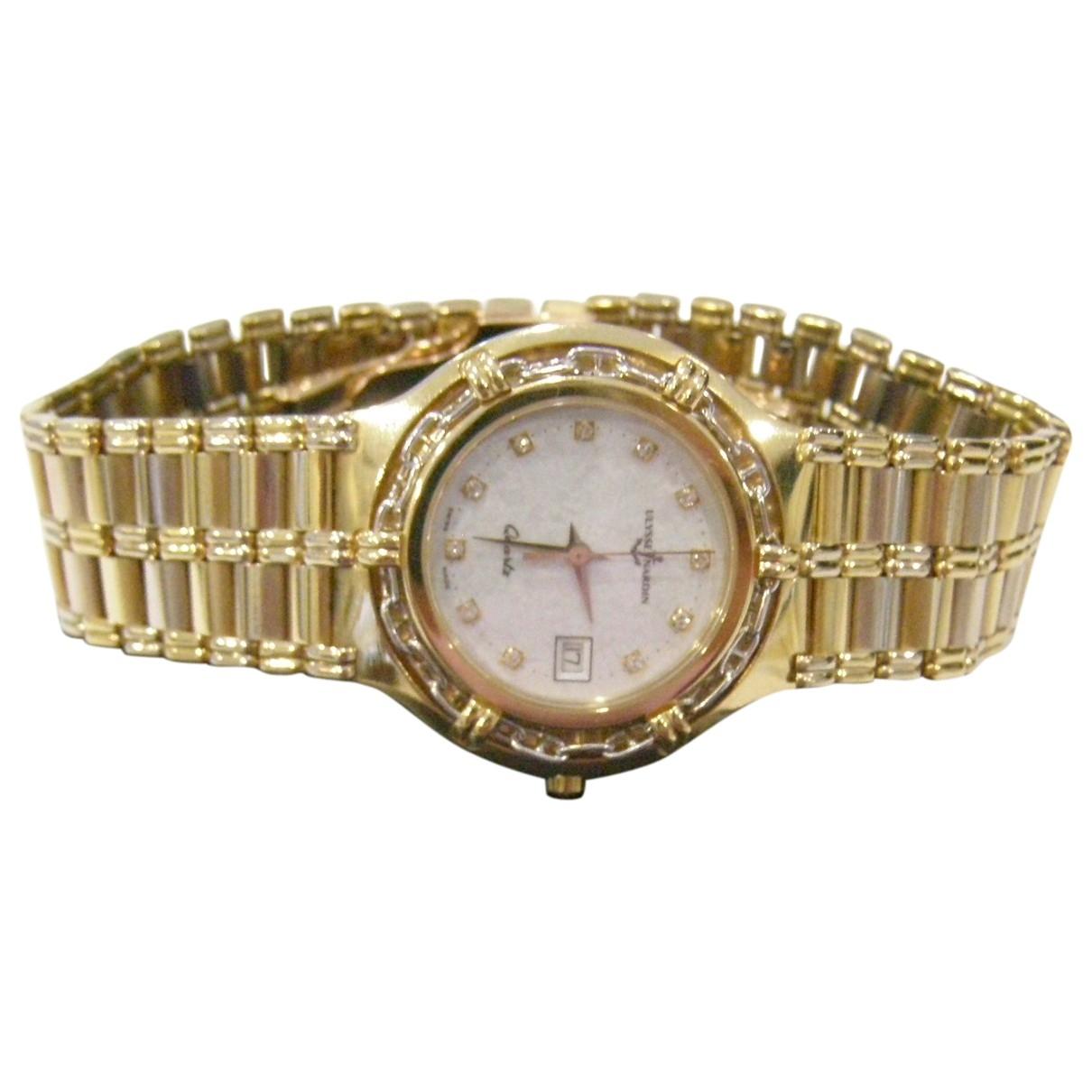 Reloj de Oro amarillo Ulysse Nardin