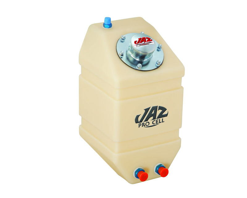 JAZ 290-303-05 3-Gallon Natural Drag Vertical Fuel Cell Low Pro Fill 14