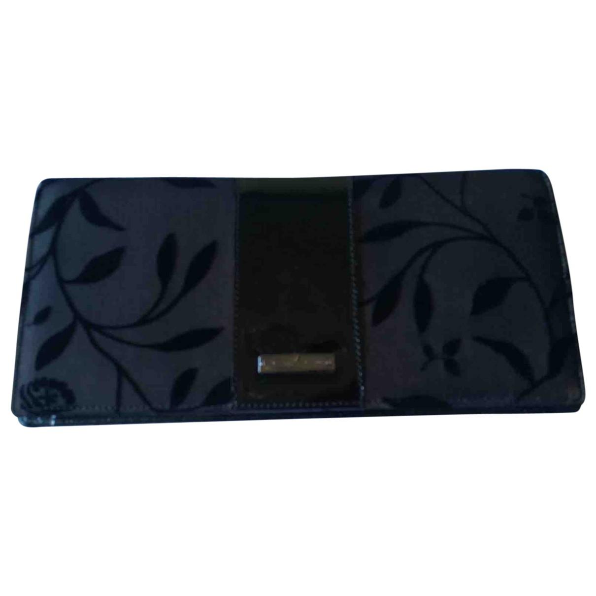 Alessandro Dell'acqua \N Grey Cloth Clutch bag for Women \N