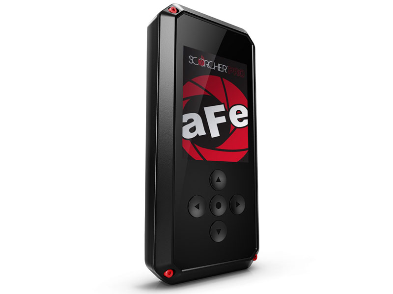 aFe POWER SCORCHER PRO Performance Programmer w/ Preloaded Tunes