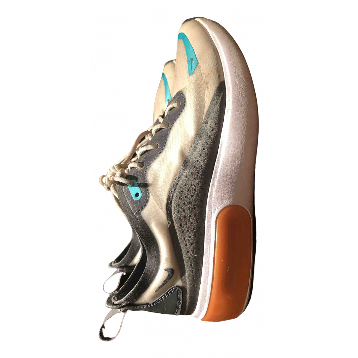 Nike Air Max Dia Sneakers in  Weiss Kunststoff