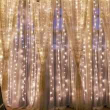 1 String Blub Light With 20 Small Bulbs