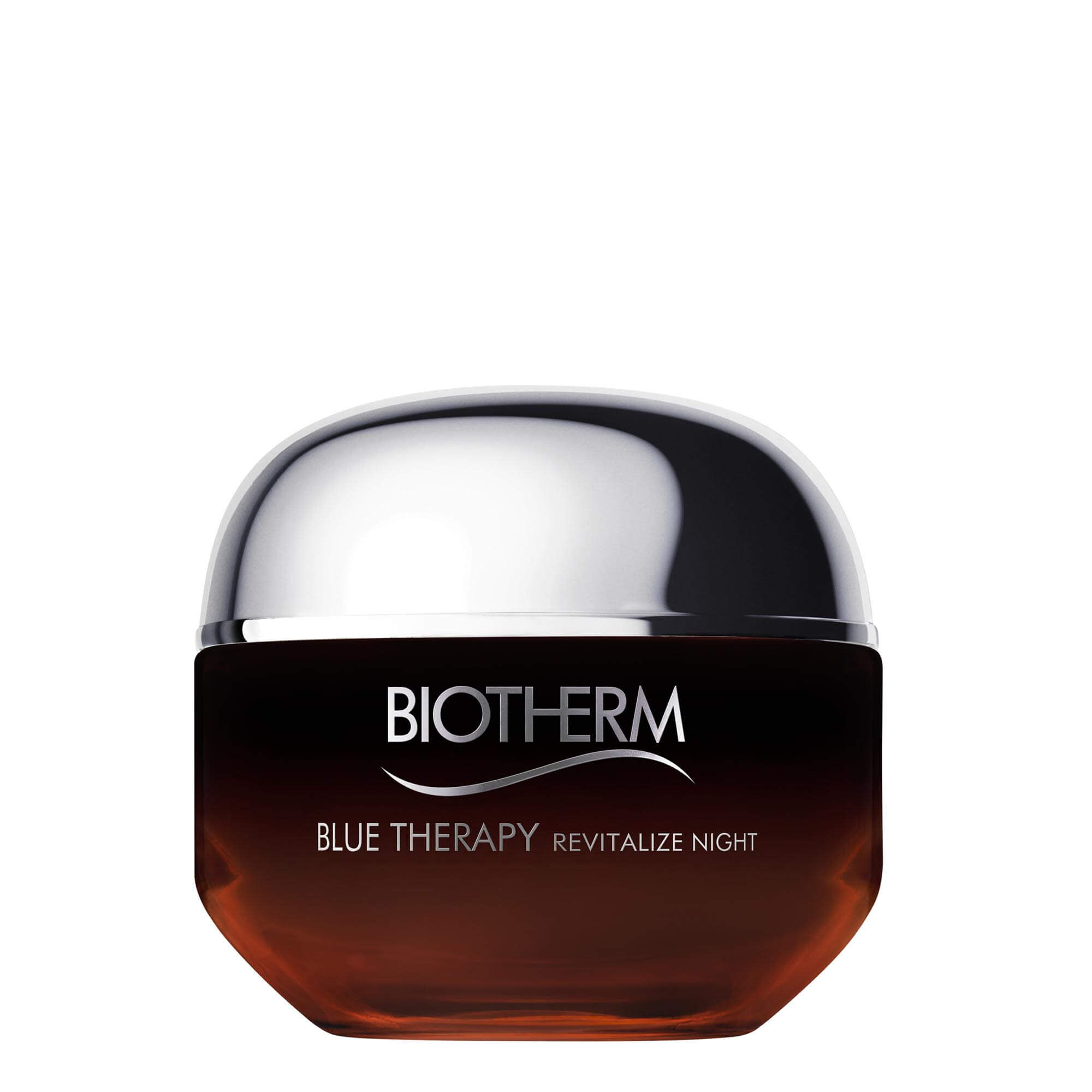Blue Therapy Amber Algae Revitalize Intensely Revitalizing Night Cream