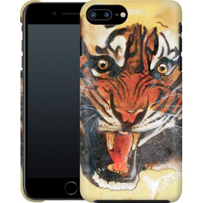 Apple iPhone 8 Plus Smartphone Huelle - Tiger von Kaitlyn Parker