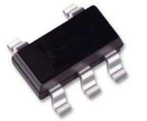 DiodesZetex AP22811BW5-7, USB Power Switch, High Side, 90mΩ, 1.6 V min. 5-Pin, SOT25 (3000)