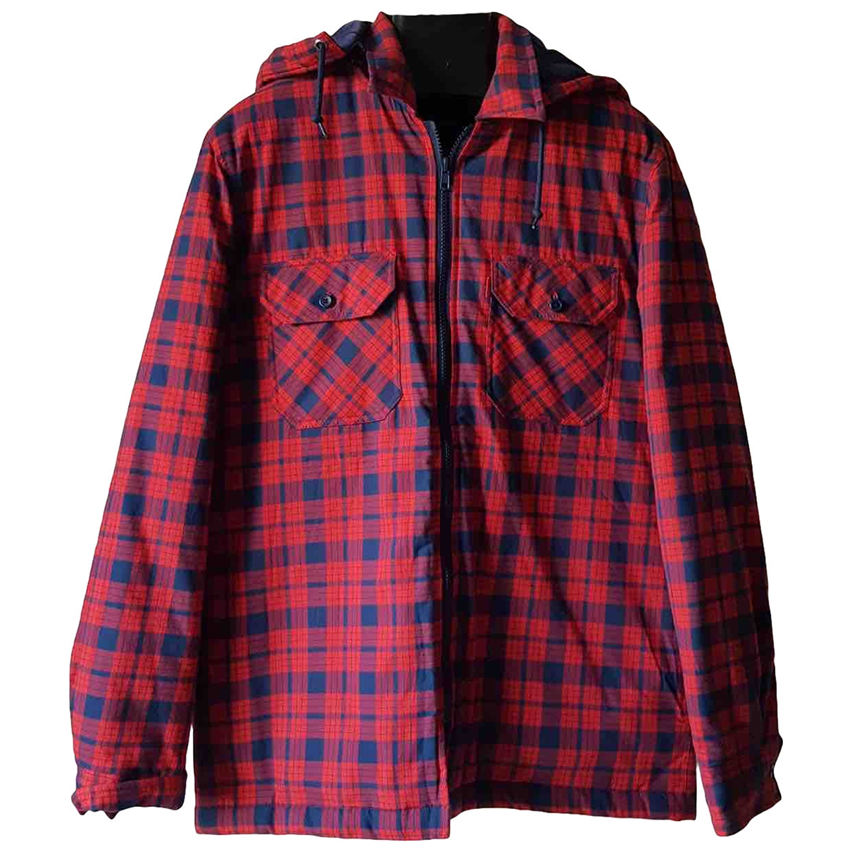 Supreme \N Red Cotton jacket  for Men M International
