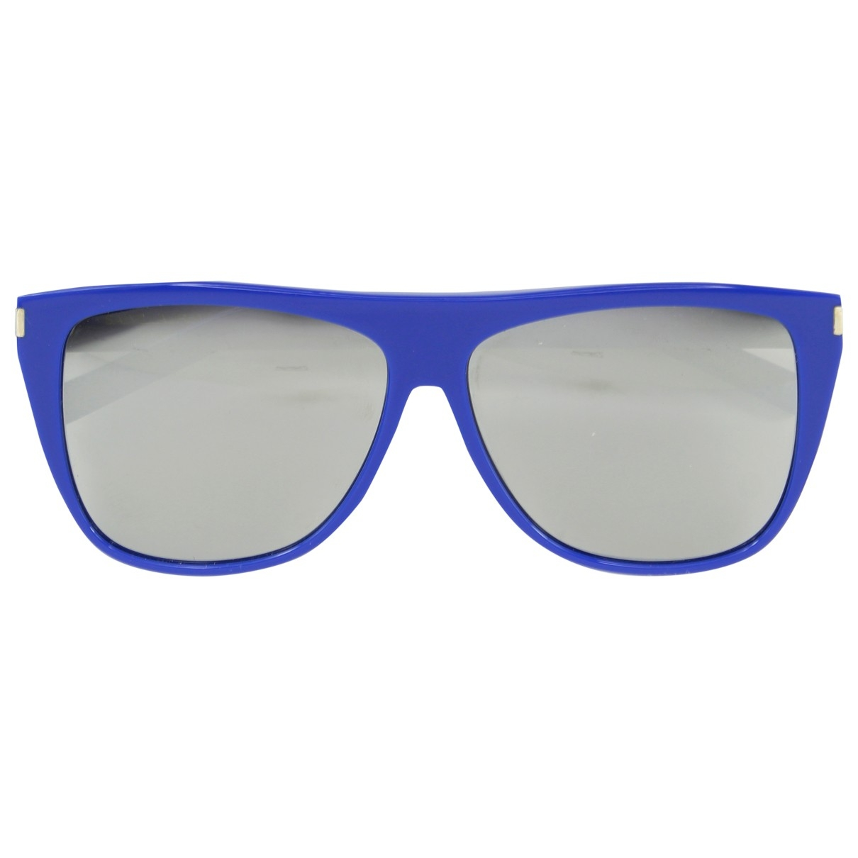 Saint Laurent \N Blue Sunglasses for Women \N