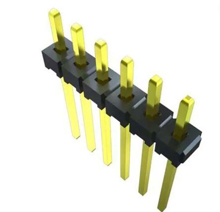 Samtec , MTMM, 1 Row, Vertical PCB Header