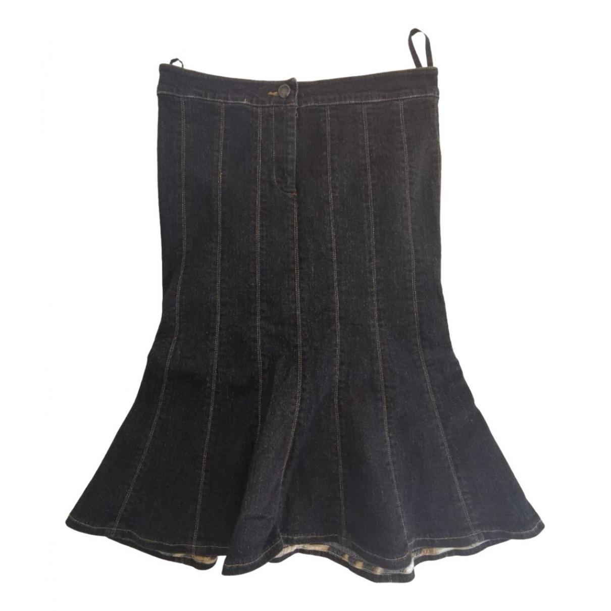 Roberto Cavalli \N Rocke in Denim - Jeans