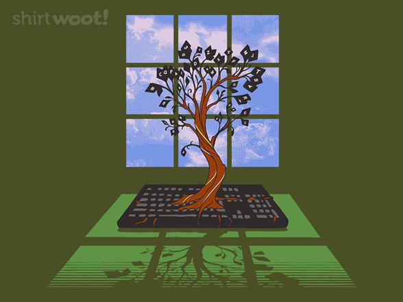 Treeboard T Shirt