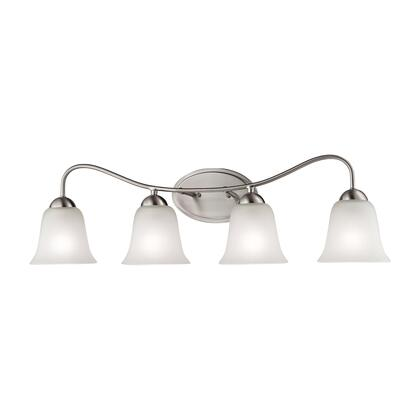 1204Bb/20 Conway 4 Light Vanity In Brushed