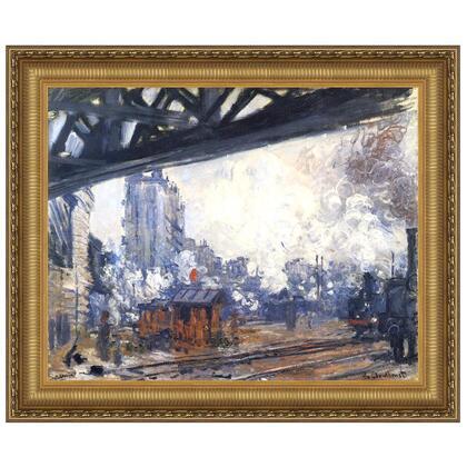 DA4001 17X15 The Gare Saint Lazare