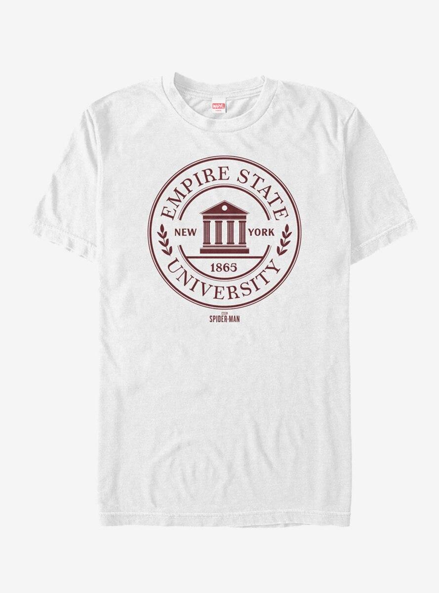 Marvel Gamerverse Spider-Man Empire State University T-Shirt