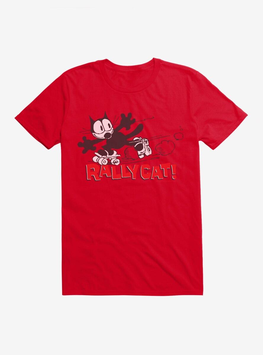 Felix The Cat Rally Cat T-Shirt