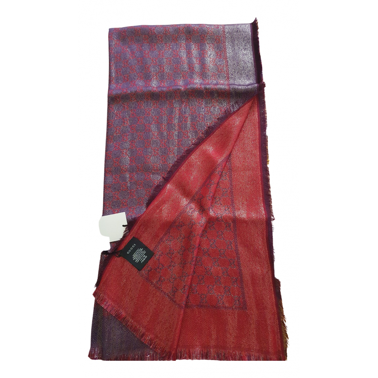 Gucci \N Purple scarf for Women \N