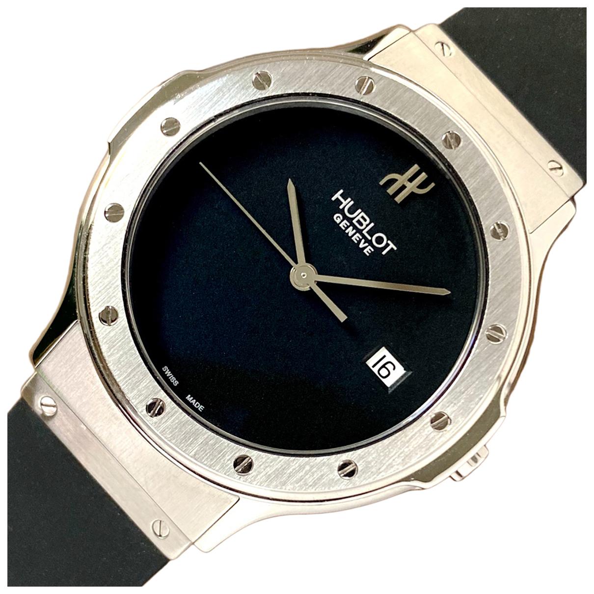 Hublot Classic Fusion Black Steel watch for Men \N