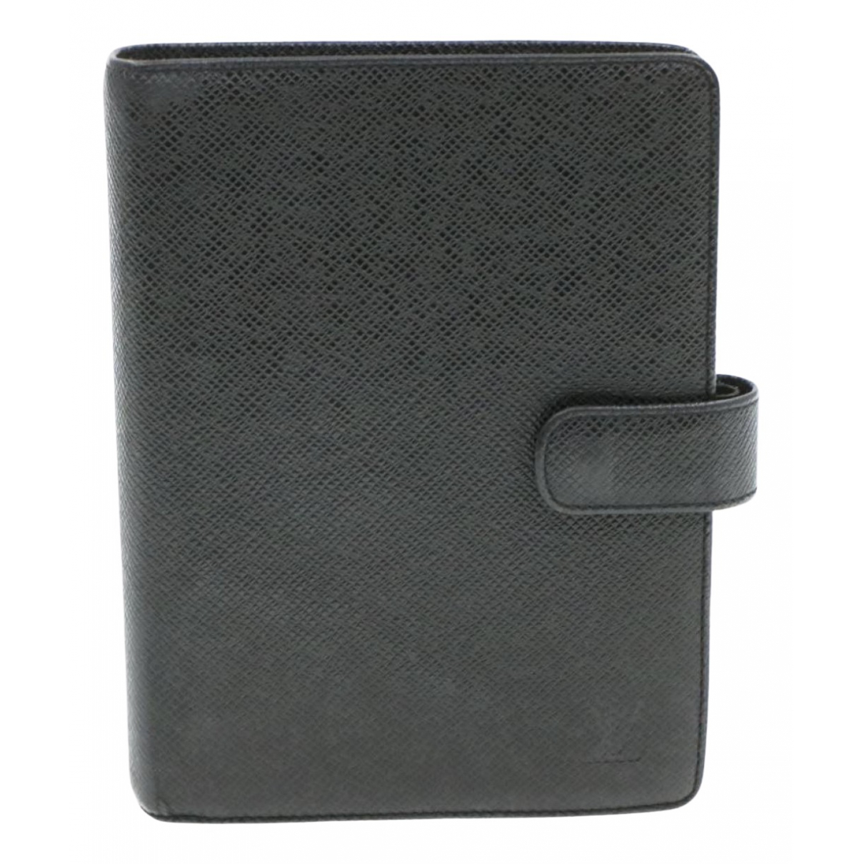 Louis Vuitton N Black Leather Home decor for Life & Living N