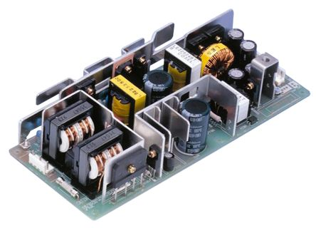 Cosel , 225W Embedded Switch Mode Power Supply (SMPS), 5 V dc, 24 V dc, Open Frame