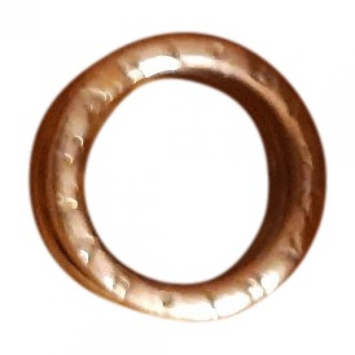 Bvlgari - Bague B.Zero1 pour femme en or blanc - blanc